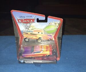 Mattel Disney Pixar Cars 2 RADIATOR SPRINGS RAMONE #29 CHASE Car 1:55 Scale