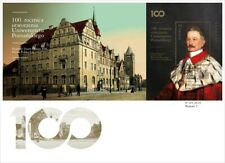 FDC -100th Anniversary of the Establishment of the Poznań University - 2019