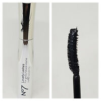 No7 Lovely Lashes For Glossy Natural Volume Mascara 7ml BLACK new