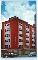 Hotel Dorchester 1484 Dorchester St W Montreal Quebec Canada Postcard D73