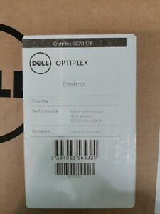 Optiplex 9020 Small Form Factor Desktop Core i5, 4GB, 500GB (9020-5320)