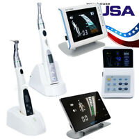 US Dental Wireless LED Endo Motor/Contra Angle Apex Locator/Endodontic Treatment