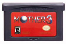 Mother 3 Earthbound Nintendo Game Boy Advance Gameboy GBA ENGLISH!!!
