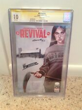Revival 1 CGC 10 SS One of a Kind Movie Coming Soon - Weekly Payments Plans