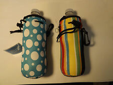 Water Bottle Carrier, Cooler, Cozy, YOU GET ONE, Canteens, Pack, Sports, Camping