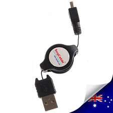 Retractable Nintendo DSi USB Power Charger Cable NEW (N022)
