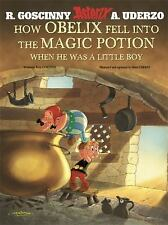 How Obelix Fell Into the Magic Potion: When He Was a Little Boy-ExLibrary