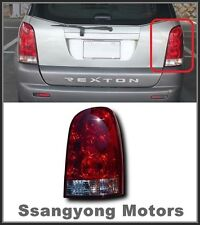 GENUINE REAR TAIL LIGHT LAMP LH 8360108501 for SSANGYONG REXTON  (2001~2005)