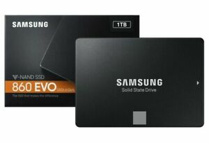 Samsung 860 EVO 1TB V-NAND 3bit MLC SATA3 6Gb/s 2.5-inch SSD