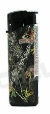 Mossy Oak Torch Lighter with LED Light- Wind Proof, Refillable,