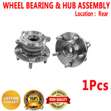 REAR Wheel Hub and Bearing Assembly for MITSUBISHI ENDEAVOR 2004-2008 AWD FWD
