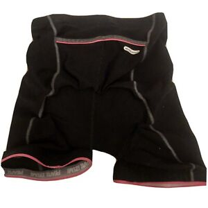 Pearl Izumi for Women Indoor Outdoor Cycling Shorts  Sz M Black And CUTE PINK!