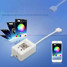 Mini Bluetooth LED Controller&Remote For 5050 3528 RGB/RGBW LED Strip Light