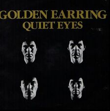 GOLDEN EARRING QUIET EYES/LOVE IN MOTION 45RPM  W/PIC SLEEVE