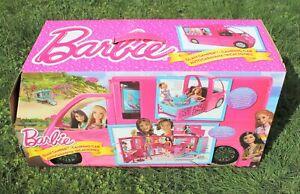 Barbie Glam Camper Rarität, Wohnmobil mit Pool in OVP