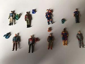 Kenner Mask Figure Lot (9 Figures )