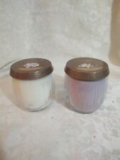 Yankee Candle Pure Radiance Set Of 2 Small Jars - Promise & Casablanca Lily &...
