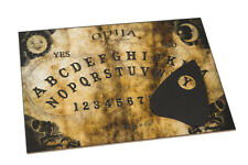 Clasic wooden Ouija Spirit Board game & Planchette with instruction EVP Magick
