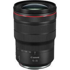 Genuino canon RF 15-35mm f/2.8 L is USM Lens