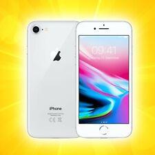Apple iPhone 8 - 64GB - Silber  (Ohne Simlock)   opt.   NEUZUSTAND