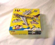 JAL Dream Express B747-400D 100 Years of Magic Disney Model Plane 1:500 scale