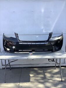 2014 2015 2016 2017 2018 SUBARU FORESTER XT FRONT BUMPER OEM USED