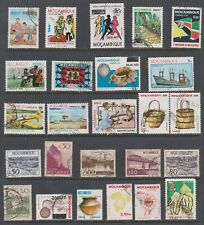 MOZAMBIQUE, USED STAMPS, LOTE DE SELLOS USADOS