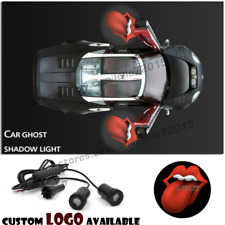 THE ROLLING STONES Tongue Car Door Courtesy Projector Laser Ghost Shadow Lights