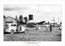 QANTAS DOUGLAS DC-4 NORFOLK ISLAND DC4 A3 POSTER PRINT PICTURE PHOTO IMAGE
