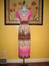 NWT  Paisley Maxi Dress Size XL