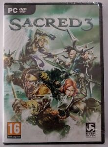 Sacred 3 - Jeu PC ** NEUF ** Deep Silver