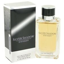 Silver Shadow by Davidoff 1.7 oz Eau De Toilette Spray for men New in Sealed Box