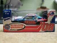 New!!!! NASCAR Auto Club Speedway '08 NASCAR Race Event Die Cast Car 1:64