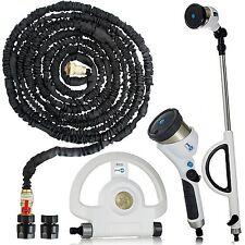 Morphy Richards Pure Rain Expanding Garden Hose 50FT Spray Gun Sprinkler Kit
