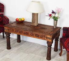 120x60 cm beistelltisch orient Teetisch Tisch Couchtisch konsole Afghan 60 cm H