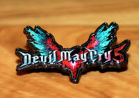 Devil May Cry 5 Rare Collectible Lapel Pin Badge Gamescom 2018 E3 Xbox One PS4
