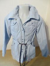 Alive Sportswear° hübscher Mantel Gr. 128 blau Mädchen Kleidung Jacke Kurzmantel