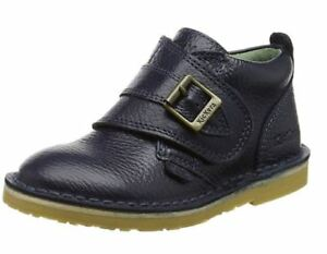 Kickers Adlar Desert Strap Boys Shoes