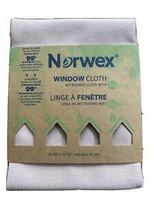 Norwex Window Cloth- Pink Opal