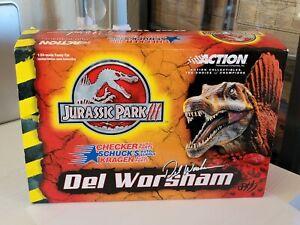 """Action Del Worsham """"Jurassic Park"""" 2001 Firebird F/C 1:24 Boxed No Engine"""