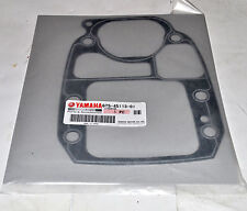 OEM Yamaha Upper Case Gasket Part # 6T5-45113-01