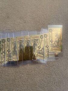 10 Utah Goldback (10 $1bills) 1/1000 Gold Troy Ounce 24K Utah Currency In Holder