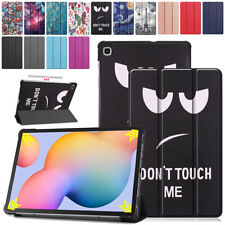 "For Samsung Galaxy Tab S6 Lite 10.4"" SM-P610 P615 Slim Leather Case Smart Cover"