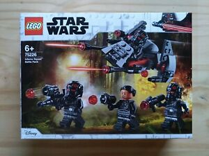 LEGO STAR WARS - 75226INFERNO SQUAD BATTLE PACK - NEUF & SCELLÉ