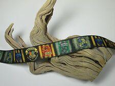 "BTY 1"" Harry Potter Hogwarts Houses Grosgrain Ribbon Hair Bows Scrapbook Lisa"