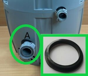 Bestway Lay Z Spa A Seal for air blower pipe to Fit Siena Heater Pumps
