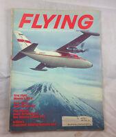 Mooney MU-2 Bellanca/Fokker D Oct 1964     Flying Magazine Airplane Aviation