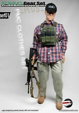 1/6 Private Military Contractor MSA plate Carrier Gear set 1
