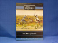 William Britain 2010 Toy Soldier Catalogue