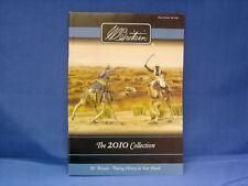 William Britain 2010 Soldat De Jouet Catalogue